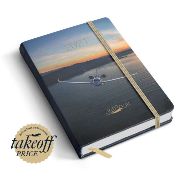 JetBook 2021 Diary and Planner – Photo Edition